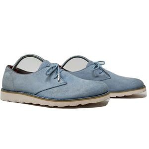 Blackstone Women's LL69 Lace Up Oxford Shoes